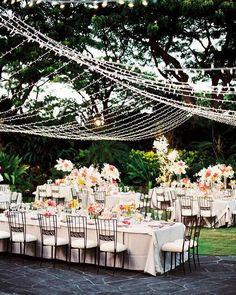 Inspiração linda para os casais que casarão ao ar livre . #casarei #casamento #wedding #instawed #instawedding #casamentoaoarlivre by casarei