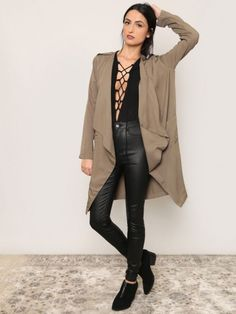 In The Trenches Jacket - Gypsy Warrior