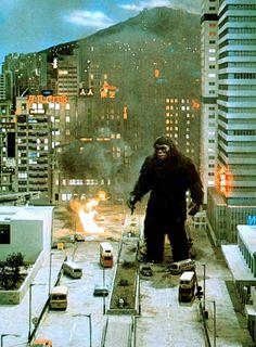 The Mighty Peking Man (1977), 北京原人の逆襲  / お前達には失望した