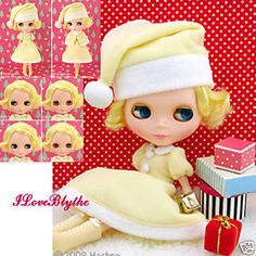 blythe so cute  (GIFTS FOR ME?)