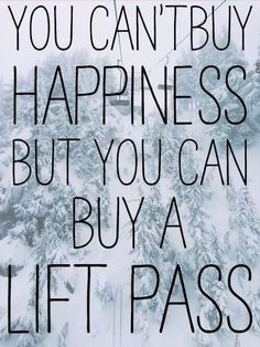 #happiness #ski #snowboard