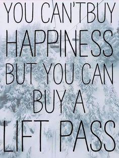 #happiness #ski #snowboard