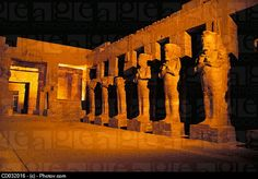 Luxor Temple at Thebes
