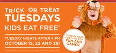 Bob Evans: Kids Eat FREE on Tuesday Nights on http://www.icravefreebies.com/