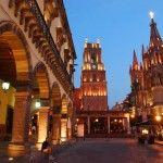 San Miguel de Allende se convierte en un lugar inspirador para el arte, el pueblo mágico, se considera como la plataforma más importante para los cineastas