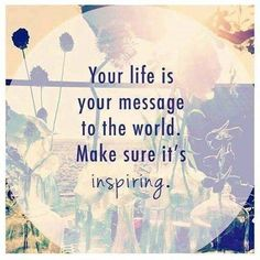 Make sure it is #inspiring  #quote #inspire #transformyourself #beyou #beyourself #message #CambalacheSelf (@CambalacheSelf) | Twitter