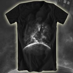 Space and Time - new tee on sale at Aplentee.com