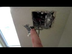 ▶ The Geek Redneck - Installing A Programmable Light Switch Timer - YouTube