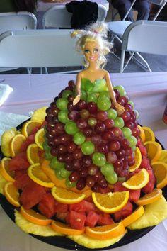 First fruit cake
