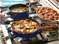 Try this speedy recipe from the Sneaky Chef made with Sneaky Chef Smooth Red or Parmesan Romano Cheese Pasta Sauces!