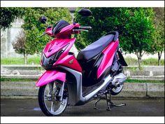 36 Gambar Modifikasi Motor Indonesia Terbaik Motor Lowrider