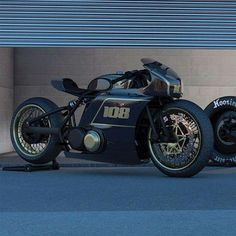 I genuinely adore everything that these guys did to this modified - Motos - Bike Ducati Cafe Racer, Cb 750 Cafe Racer, Custom Cafe Racer, Cafe Racer Bikes, Cafe Racer Build, Bobber Motorcycle, Moto Bike, Motorcycle Design, Bike Design