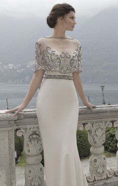 EMBELLISHED WEDDING CAPELET - Google Search