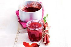 Make your own homemade spread with this heavenly rhubarb, strawberry and vanilla bean jam.