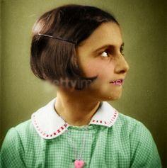 Anne Frank's older sister Margot