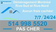 Demenagement Montreal http://www.demenagement-montreal.ca/