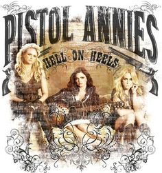 Pistol Annies! My favorite band! They rock!