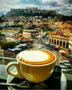 Greece Travel Inspiration - Meanwhile in Athens.