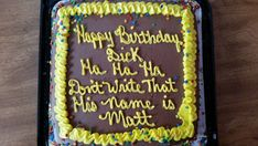 Ha Ha Ha. | 21 Cakes That Failed So Hard They Almost Triumphed