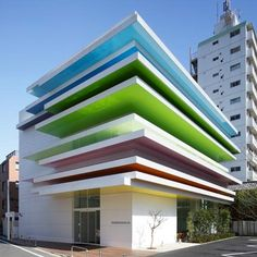 sugamo shinkin bank - emmanuelle moureaux #architecture