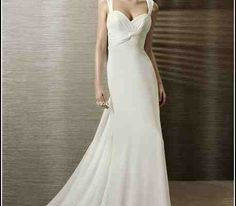 Wedding Dress With Cap Sleeves Sweetheart