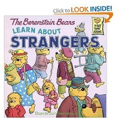 This is the perfect stranger danger book for preschoool/elementary age kids. WONDERFULLY explained & what little kid doesn't think the Berenstain Bears are rockstars?!