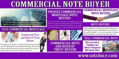 Visit this site http://solziluce.com/ for more information on Commercial Note Buyer. By using the services of commercial note buyers to assist you in financing, you can lessen the risks of investing in real estate.