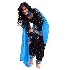 INDIAN-Bollywood-Ethnic-Designer-wedding-Pakistani-suit-Salwar-Kameez-Patiyala