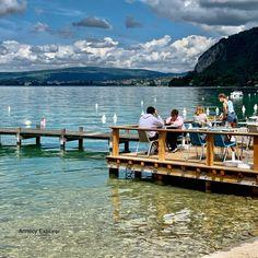 Oú manger à Veyrier-du-lac Restaurants Gastronomiques, Opera House, Building, Travel, Italian Salad, Viajes, Buildings, Destinations, Traveling