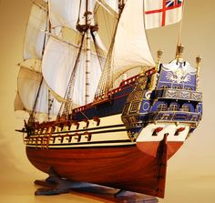 HMS Unicorn Model Ship from The Model Shipyard, designers and builders of the STEPHENS & KENAU range of Museum Quality model ships. Model Sailing Ships, Old Sailing Ships, Wooden Model Boats, Model Ship Building, Scale Model Ships, Tug Boats, Sail Boats, Wooden Ship, Canoe Trip