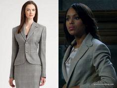 scandal-fashion-ralph-lauren-black-label-glenn-blazer-plaid-olivia-pope