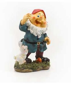 Buy Gnome with Rabbit Garden Ornament at Argos.co.uk, visit Argos.co.uk to shop online for Gnomes and characters