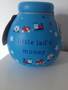 www.theforeverhousecharm.com train money box