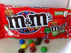 Bible object lessons & more using M&Ms!