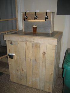 The Pallet Keezer - Home Brew Forums
