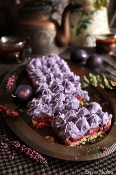 Kisiel z pomarańczy - Zen w kuchni Magic Recipe, Food Cakes, Food Art, Cake Recipes, Kimchi, Cooking Recipes, Sweets, Cheesecake, Fruit