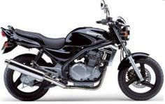 Kawasaki ER-5 für die Ausbildung in der Fahrerlaubnisklasse A2 (35 KW)