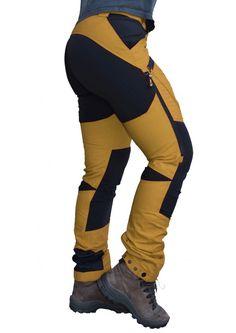 Nordwand pro pants, dam/Mustard