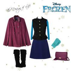 """Frozen - Anna"" by designoflife on Polyvore"