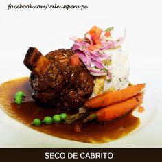 Peruvian food.