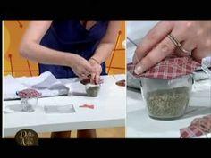 MANI DI LARA - Decorazione e recupero di un vasetto con il moosgummi - YouTube