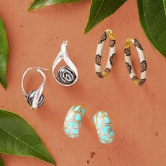 Unleash your wild side with fierce animal-print jewelry 🐆 What style are you eyeing? Item #: 947056, 934341, 938915 Trendy Jewelry, Jewelry Trends, Fierce Animals, Face Jewellery, Front Back Earrings, Midi Rings, Geometric Jewelry, Drop Earrings, Bracelets