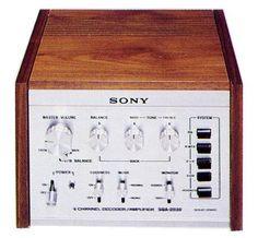 SONY SQA-2030 1975
