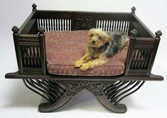 Awesome dog bed