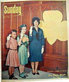 scouts girl Classic vintage retro