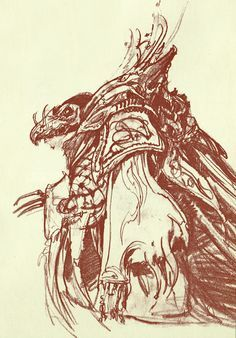 The World of the Dark Crystal - the original concept art by Brain Froud