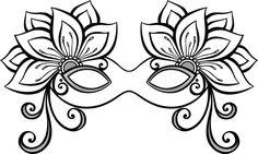 Cómo hacer máscaras de carnaval