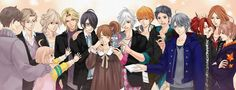 The otome game is basically this: What would have happened if Ema had fallen in love with one of the Asahina brothers? Description from tvtropes.org. I searched for this on bing.com/images