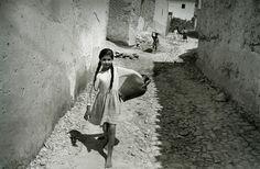 Sardaigne, 1954 - Photo de Edouard Boubat, photographe français (1923 - 1999)