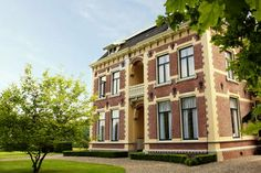 Lovely 100 year old Jugendstil villa #Belvilla #holidayhome #Netherlands #villa